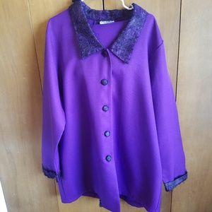 Purple 2 Piece Jamie Nicole Outfit